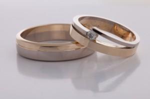 Exclusieve Geel Gouden Ringen1