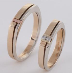 Exclusieve Geel Gouden Ringen10