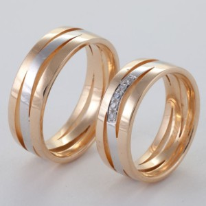 Exclusieve Geel Gouden Ringen11