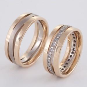 Exclusieve Geel Gouden Ringen5