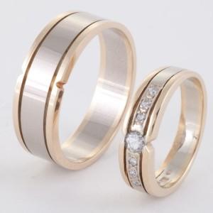Exclusieve Geel Gouden Ringen7