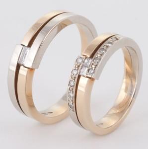 Exclusieve Geel Gouden Ringen8