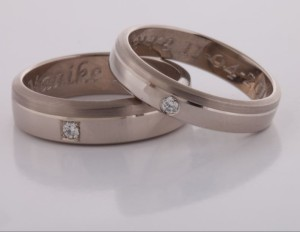 wit gouden ringen  1