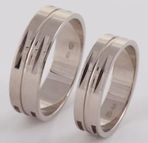 wit gouden ringen 12