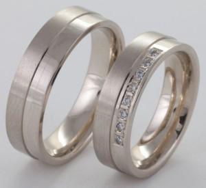 wit gouden ringen 8