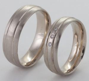 wit gouden ringen 9